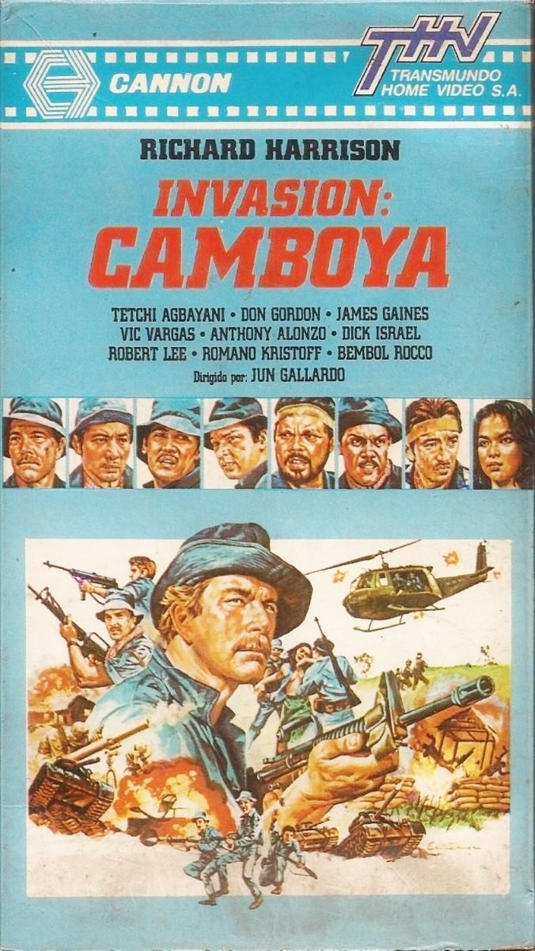 Watch Intrusion: Cambodia