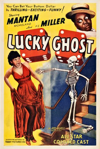 The Lucky Ghost Poster