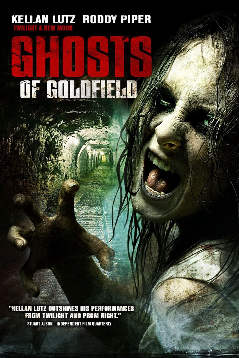 Ghosts of Goldfield Poster
