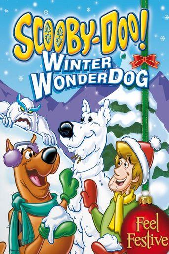 Scooby-Doo! Winter WonderDog Poster