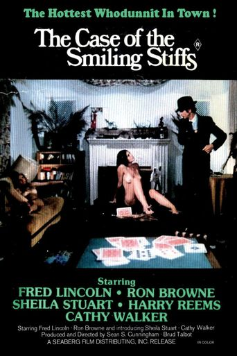 The Case of the Smiling Stiffs Poster