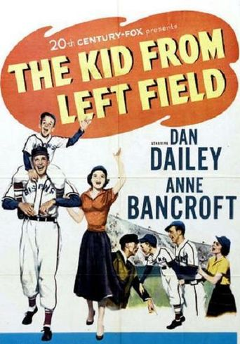 The Kid from Left Field Poster