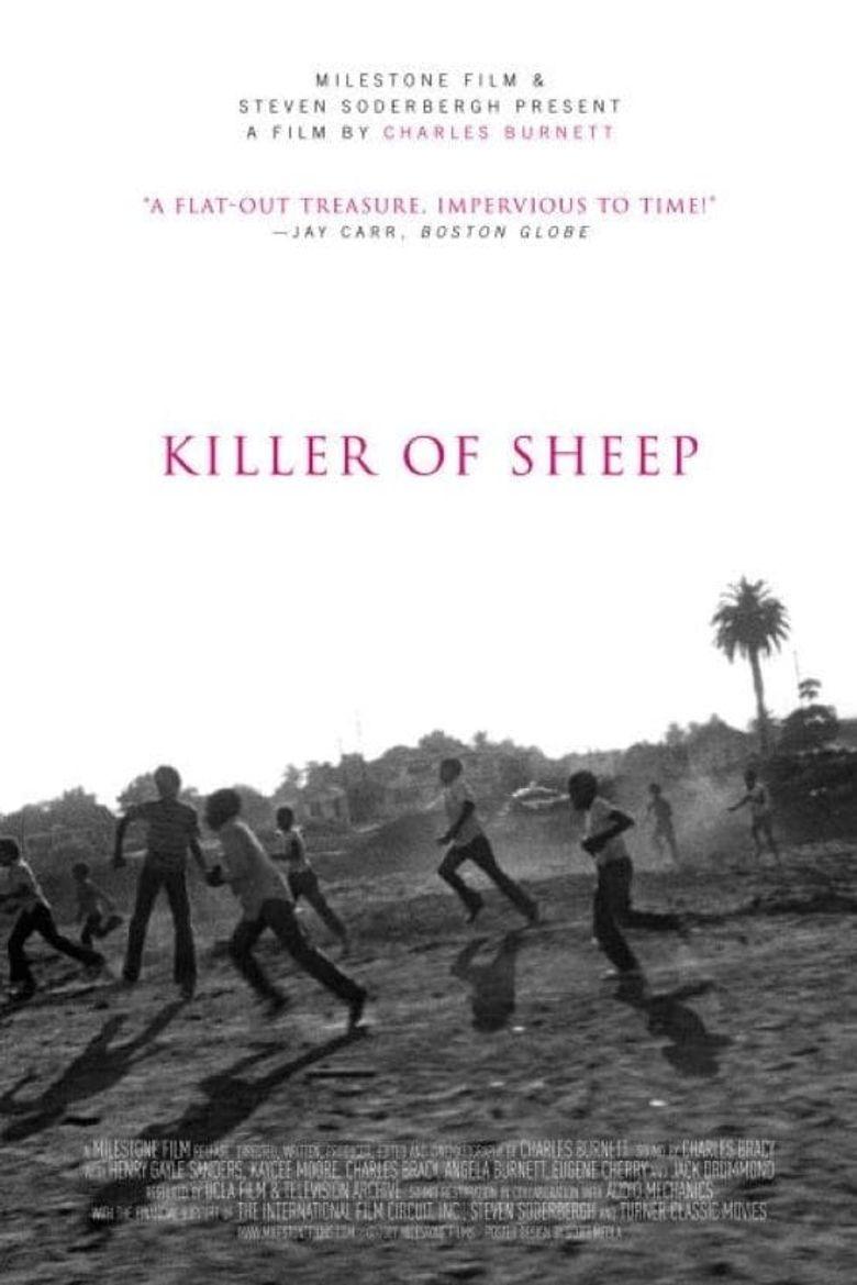 Killer of Sheep Poster