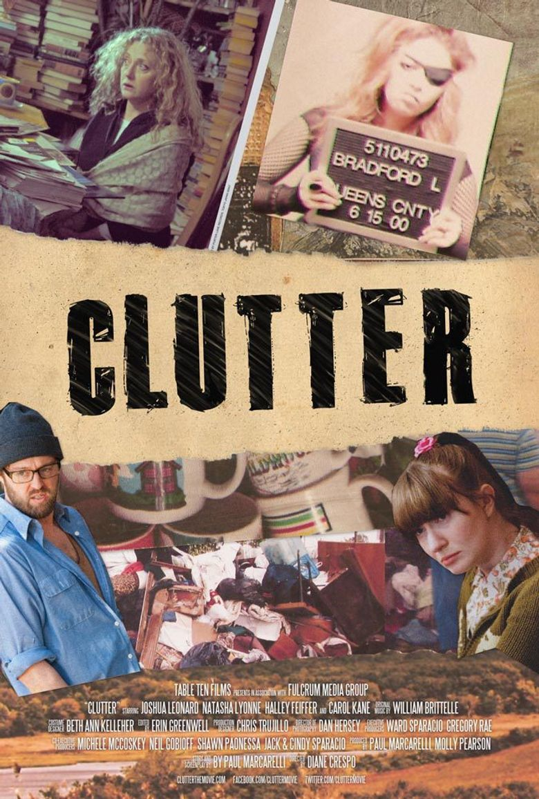 Clutter Poster