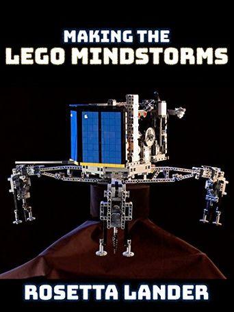 Making the Lego Mindstorms Rosetta Lander Poster