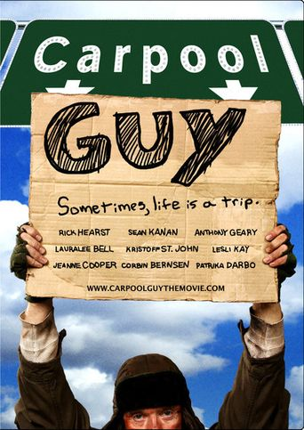 Carpool Guy Poster