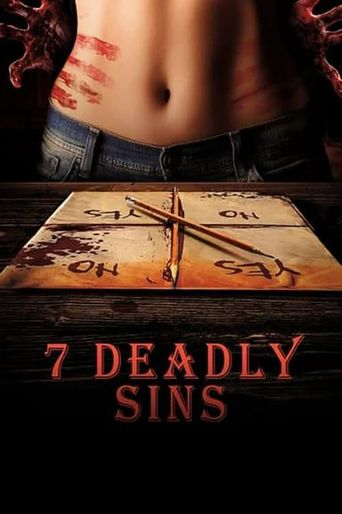 7 Deadly Sins Poster