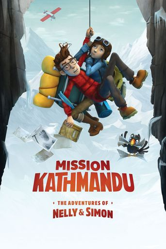 Mission Kathmandu: The Adventures of Nelly & Simon Poster