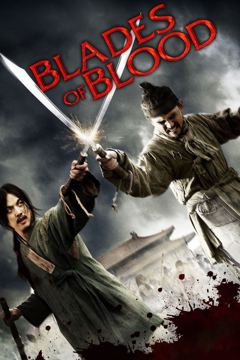 Blades of Blood Poster