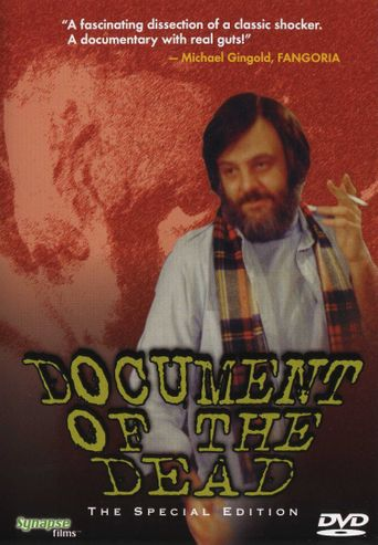 Document of the Dead Poster