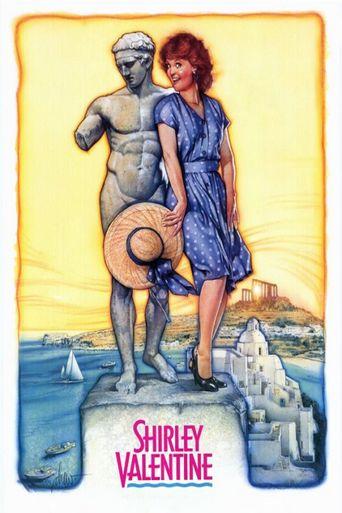 Shirley Valentine Poster