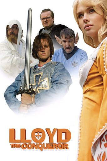 Lloyd the Conqueror Poster
