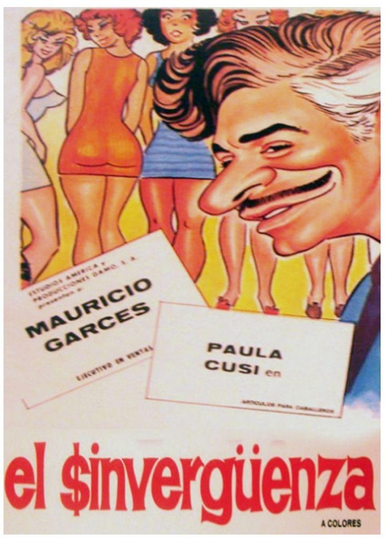 El sinvergüenza Poster