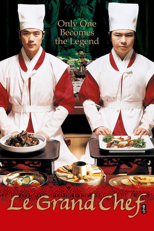 Le Grand Chef Poster