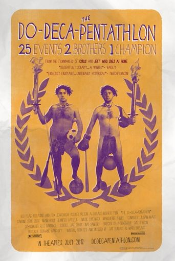 The Do-Deca-Pentathlon Poster
