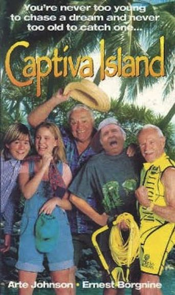 Captiva Island Poster