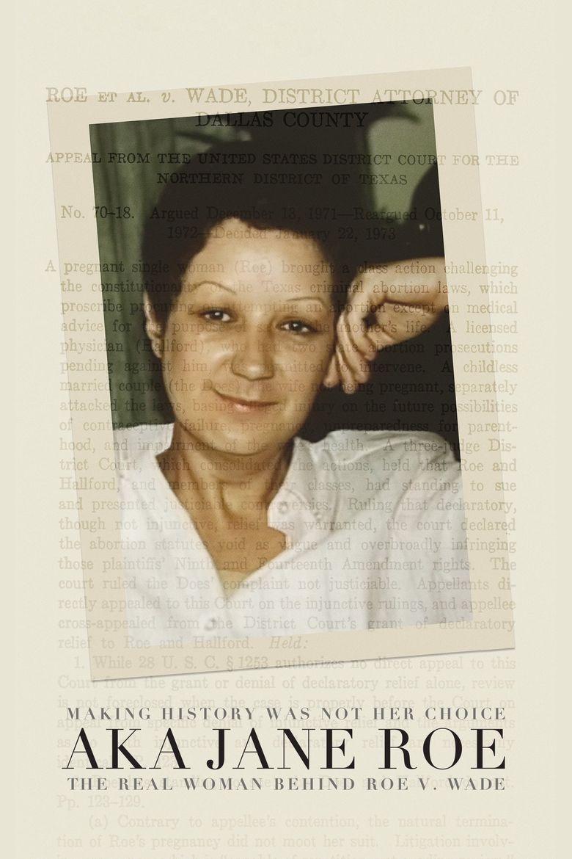 AKA Jane Roe Poster