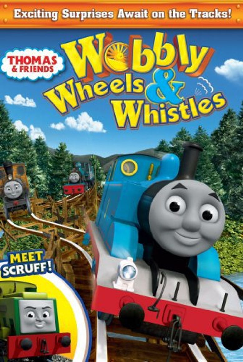Thomas & Friends: Wobbly Wheels & Whistles Poster