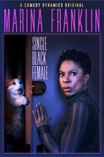 Marina Franklin: Single Black Female Poster
