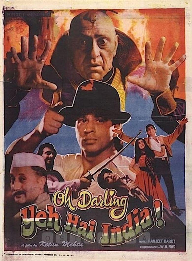 Oh Darling! Yeh Hai India! Poster