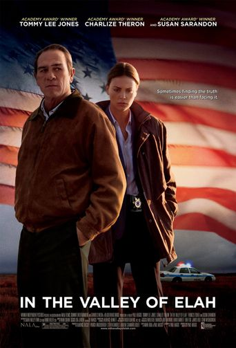 In the Valley of Elah Poster