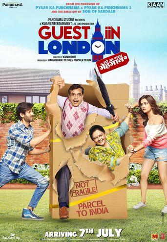 Guest iin London Poster