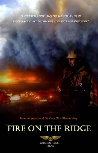 Fire on the Ridge Poster