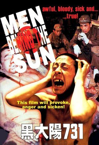 Men Behind the Sun Poster