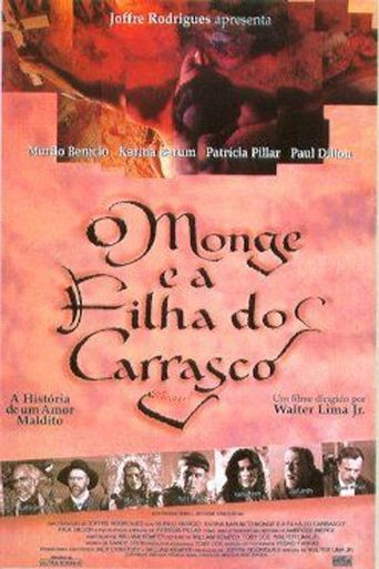 O Monge e a Filha do Carrasco Poster