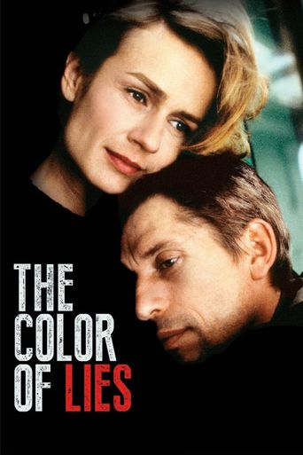 The Color of Lies Poster