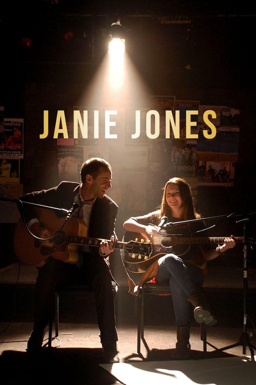 Janie Jones Poster