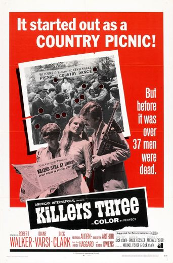 Killers Three Poster