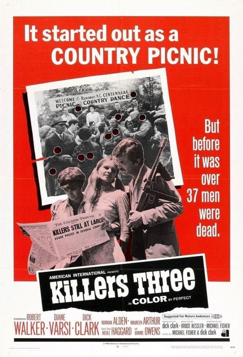 Killers Three Poster