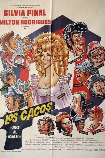 Los cacos Poster