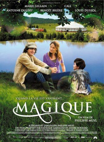 Magique ! Poster