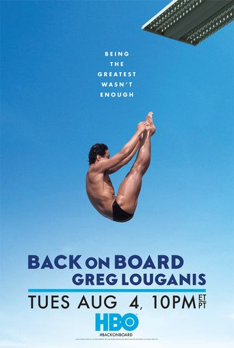Back on Board: Greg Louganis Poster