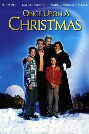 Once Upon A Christmas Poster