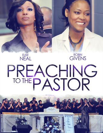 Preaching To The Pastor Poster