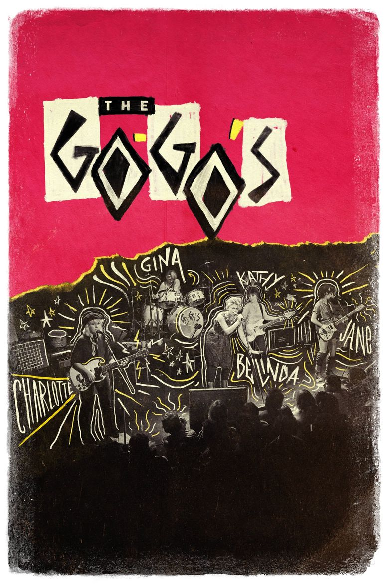 The Go-Go's Poster