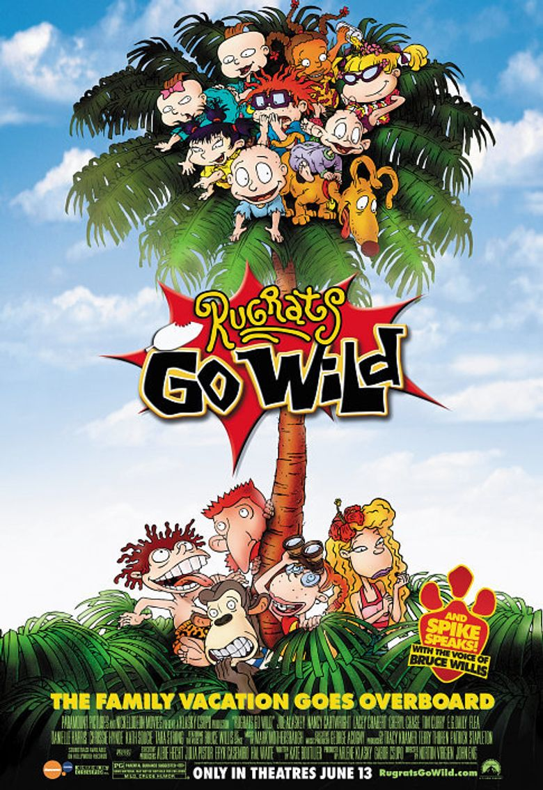 Watch Rugrats Go Wild