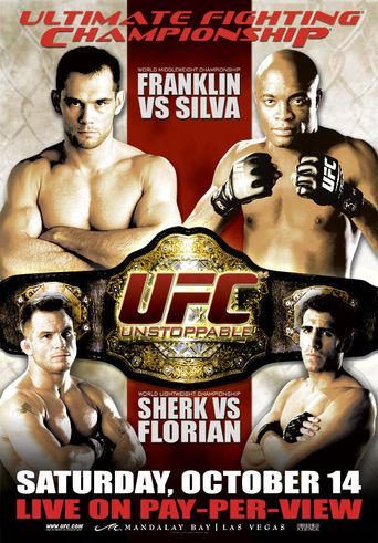 UFC 64: Unstoppable Poster