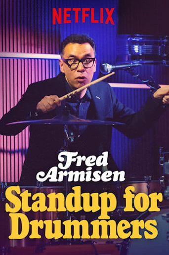 Fred Armisen: Standup for Drummers Poster