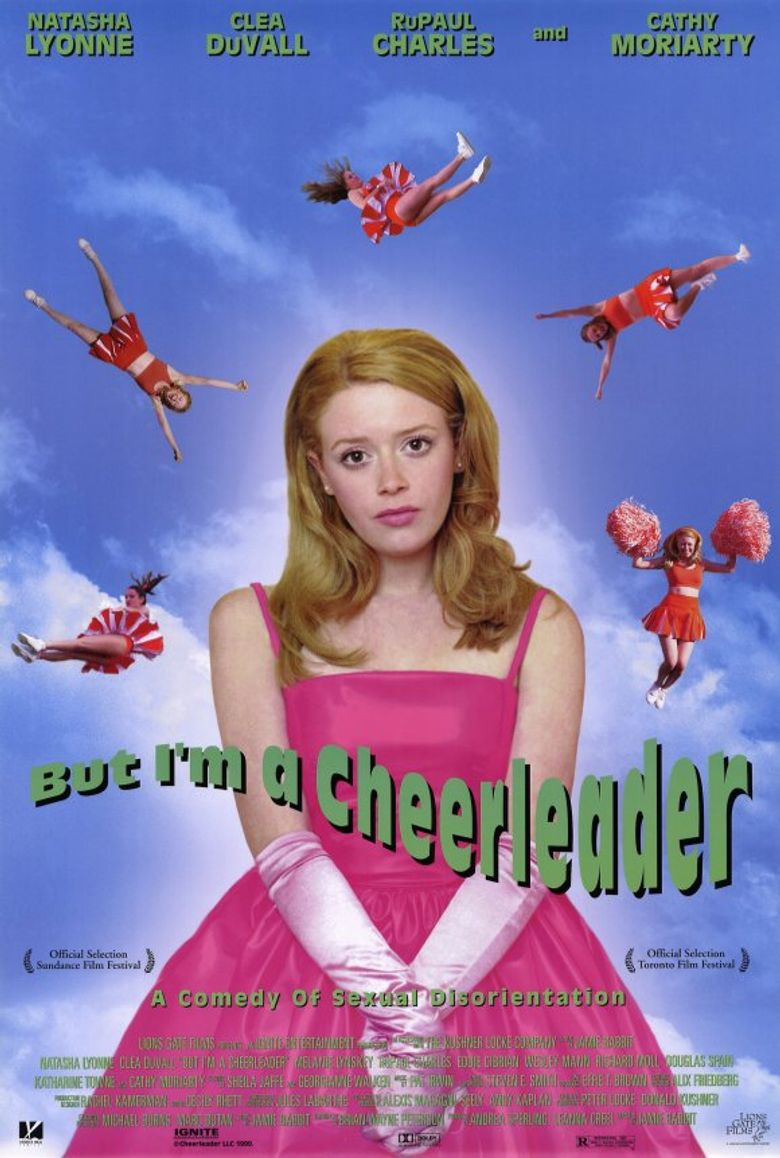 But I'm a Cheerleader Poster