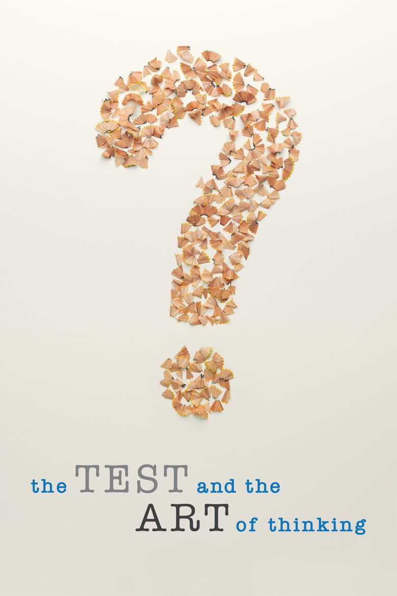 The Test and the Art of Thinking Poster