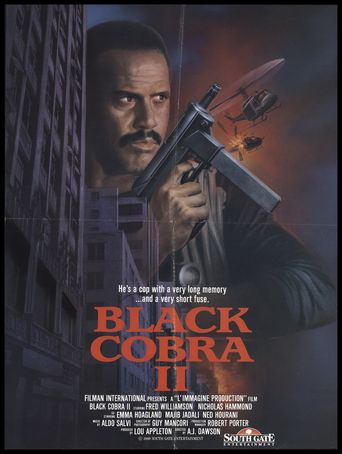 Black Cobra II Poster