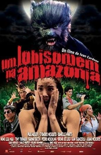 A Werewolf in the Amazon Poster