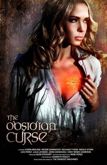 The Obsidian Curse Poster