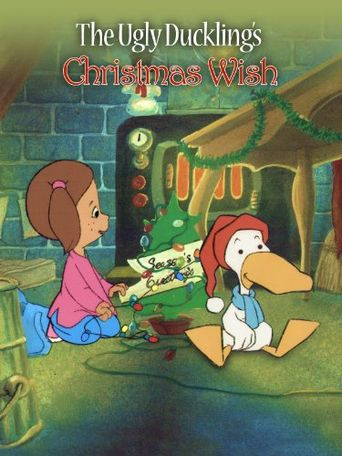 The Ugly Duckling's Christmas Wish Poster