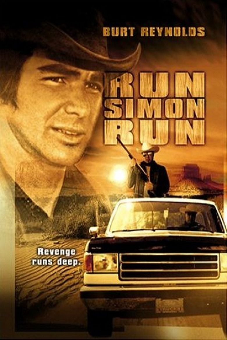 Run, Simon, Run Poster