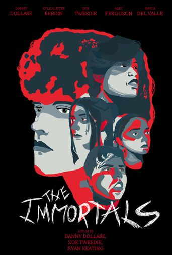 The Immortals Poster